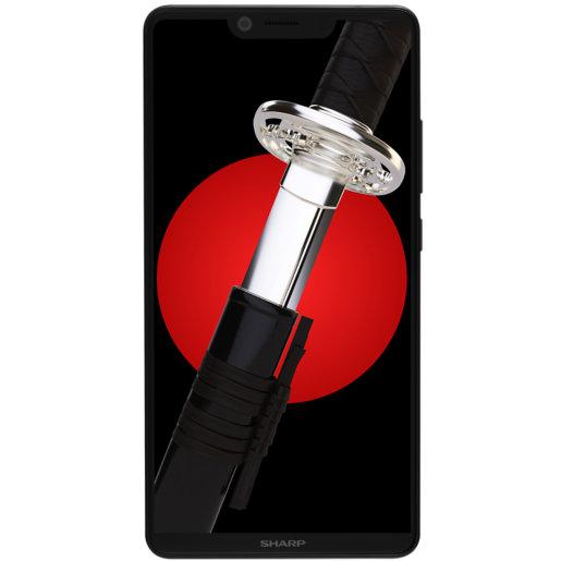 Sharp Smartphone Aquos D10