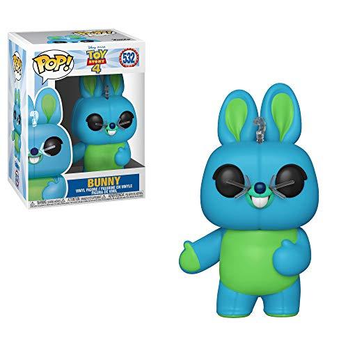 [amazon]  FunkoPOP! Vinyl Disney Toy Story 4 Bunny, Gabby und Duke Kaboom