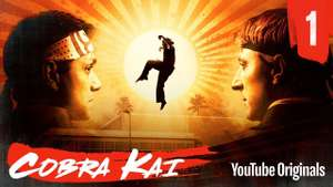Cobra Kai - Staffel 1 & 2 kostenlos im Stream (Youtube)