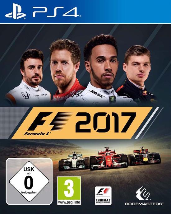 F1 2017 (PS4 & Xbox One) für je 6,90€ (HD Gameshop)