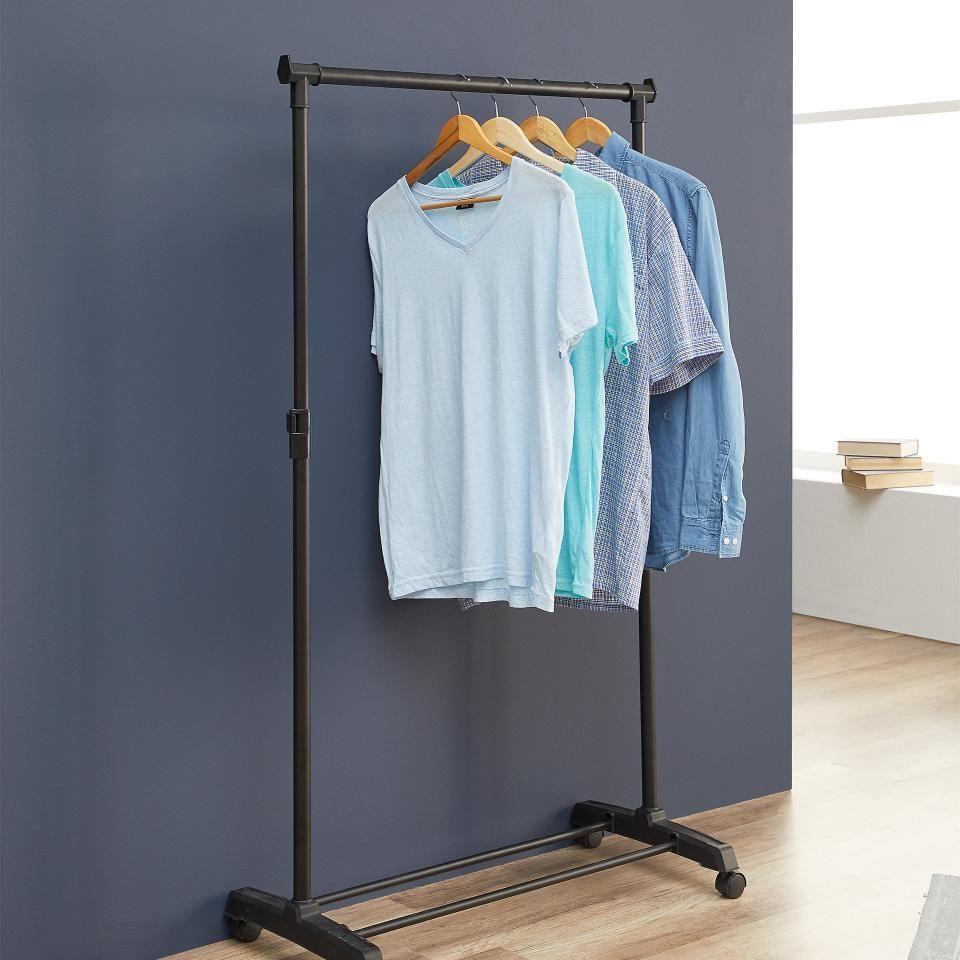 Fahrbarer Kleiderständer für 7,50€ [Dänisches Bettenlager NUR AM 02.09]