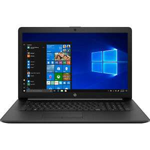 HP 17-by0327ng (17,3 Zoll HD+, Pentium 4417U, 4GB RAM, 128GB SSD, Windows 10 Home)