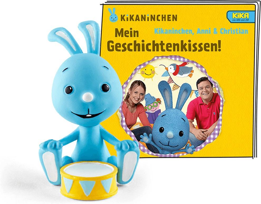 """EWD Tonies für je 11,99€: """"Kikaninchen"""", """"Der kleine Drache Kokosnuss"""" oder """"Rapunzel und 4 weitere Märchen"""""""