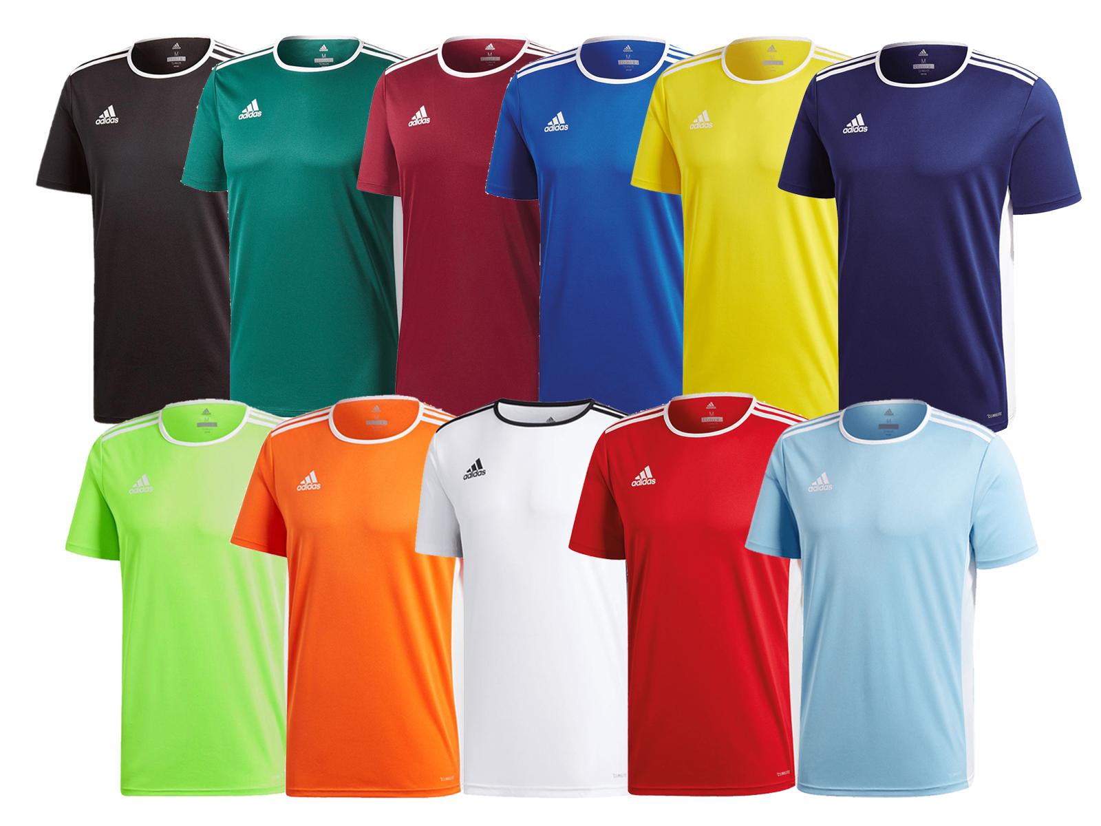 2er Pack adidas Trikots Entrada 18 --> in 11 Farben