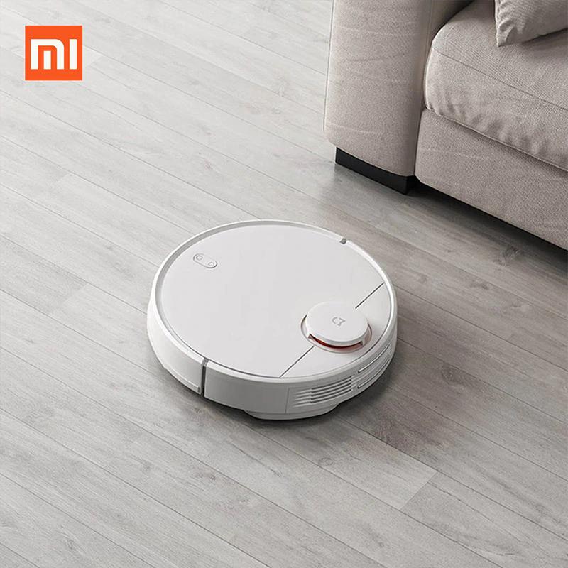 der neue xiaomi robot vacuum 2in1 roboter staubsauger. Black Bedroom Furniture Sets. Home Design Ideas