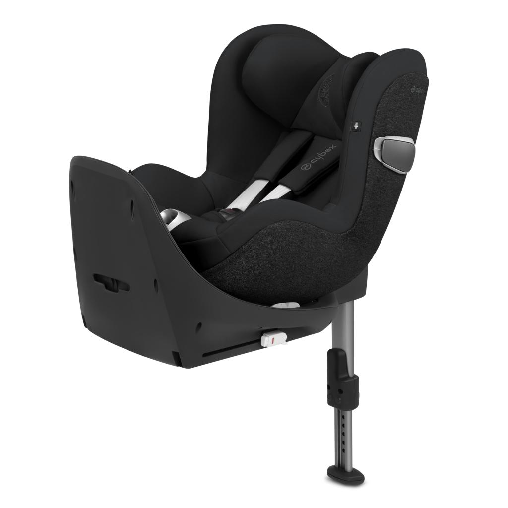 Cybex Sirona Z i-Size - Baby-Autositz mit 360° Drehfunktion, Reboarder
