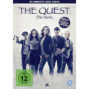 The Quest - Die Serie, die komplette erste Staffel (2 DVDs) für 1,80€ (eBay Media Markt)