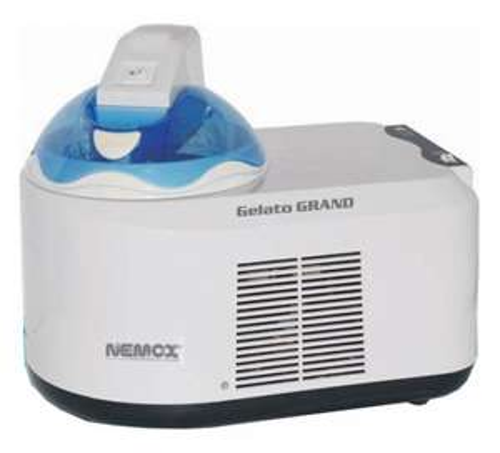 Nemox Gelato Grand Eismaschine Eiscreme-Bereiter Neu
