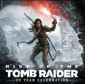 Rise of the Tomb Raider: 20 Year Celebration inkl. Season Pass (Steam) für 1.20€ (Square Enix)