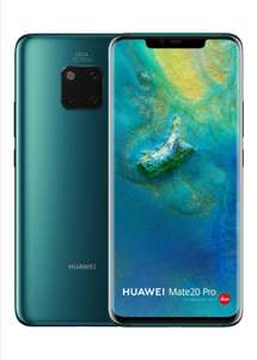Huawei Mate 20 Pro Emerald Green für 499€ @@ Saturn Trier [Lokal]
