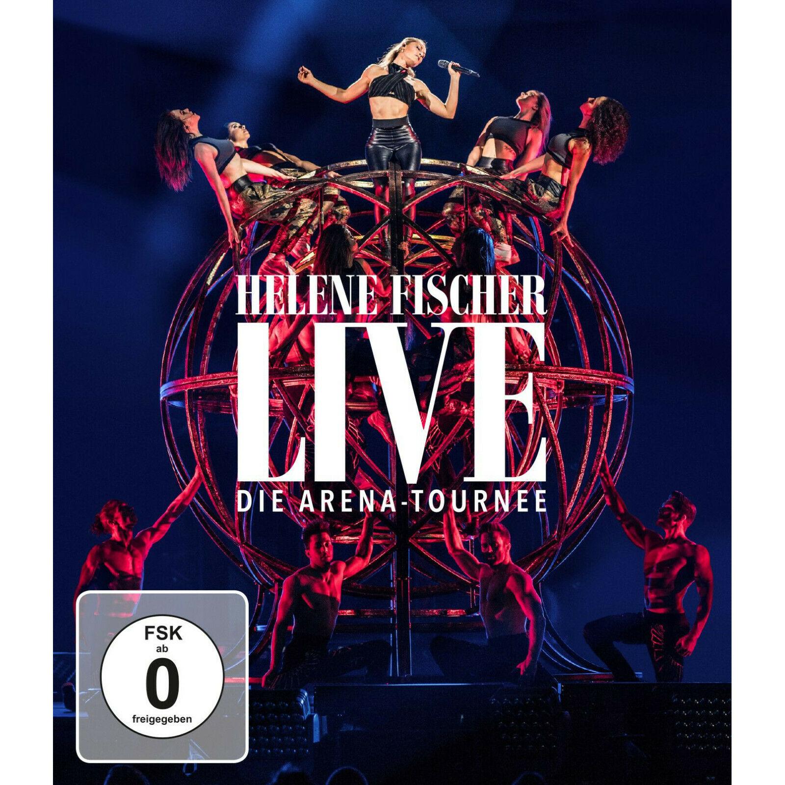Helene Fischer Live - Die Arena-Tournee Blu-ray [Saturn]