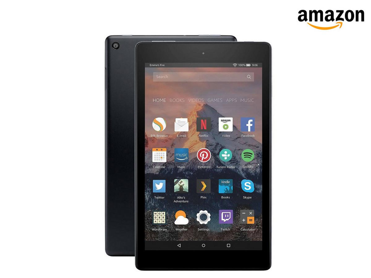 Amazon Fire HD 8 Tablet 16 GB [iBood]