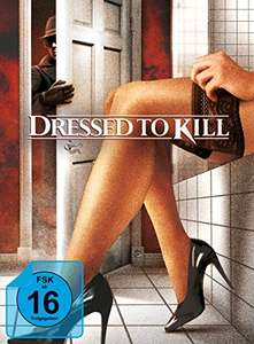 Dressed to Kill Limited Digipak Edition (Blu-ray) für 8,99€ (Amazon Prime & Saturn)