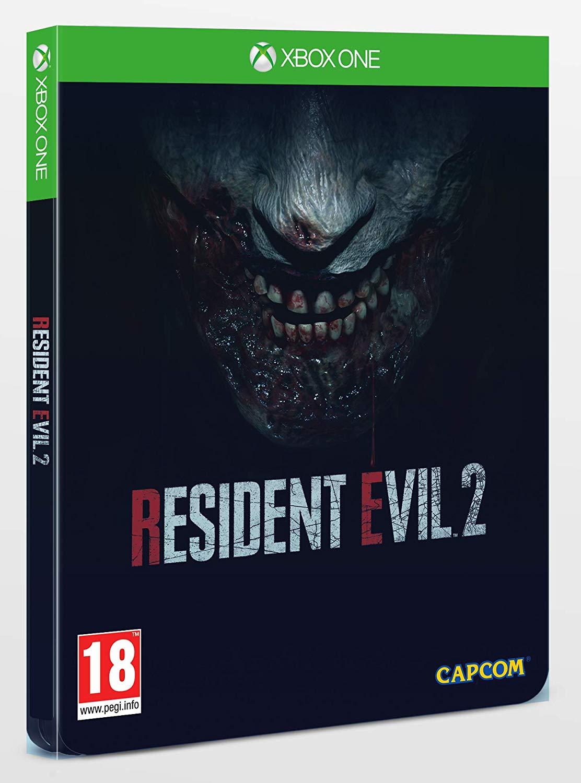 Resident Evil 2 Steelbook Edition + DLC Elza Walker (Xbox One) für 36,94€ (Amazon UK)
