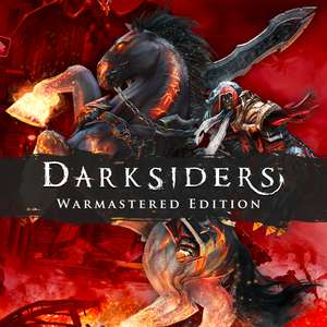 Darksiders Warmastered Edition (Switch) für 23,99€ oder für 20,68€ RUS (eShop)
