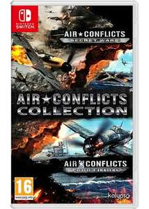 Air Conflicts Collection (Switch) für 17,85€ (Base.com)