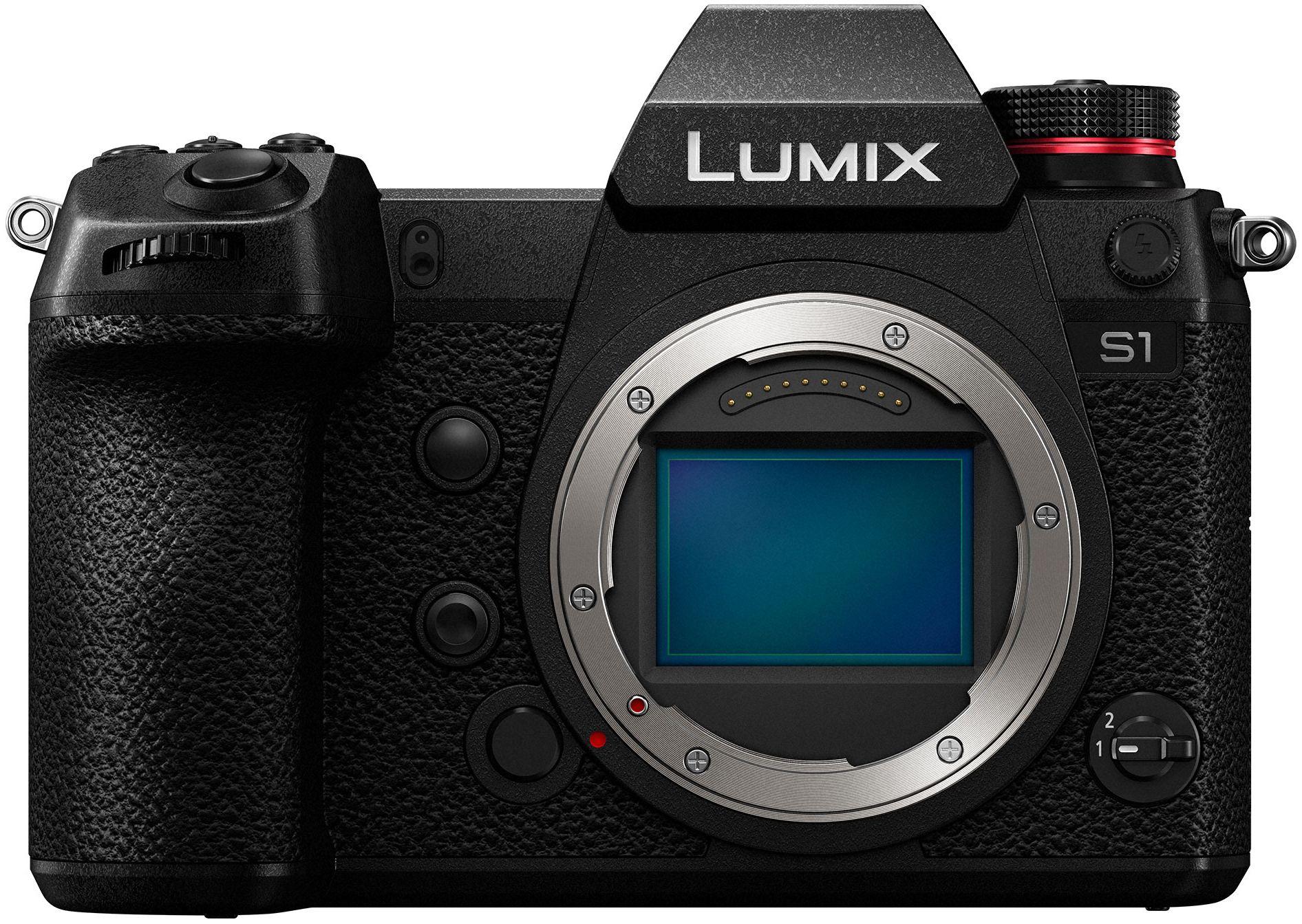 Panasonic Lumix DC-S1 Systemkamera, Gehäuse