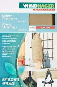 (eBay) Windhager Winter-Vlieshaube 0,6 x 1,8m Beige Stückpreis 1€ + Versand 4,99€