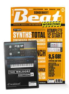 "[Musiker/VST] Beat Workzone Audio Mega Bundle - ""Synthesizer Vollversionen Paket"""