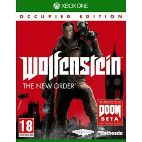 Wolfenstein: The New OrderOccupied Edition (Xbox One)[Shop4de]