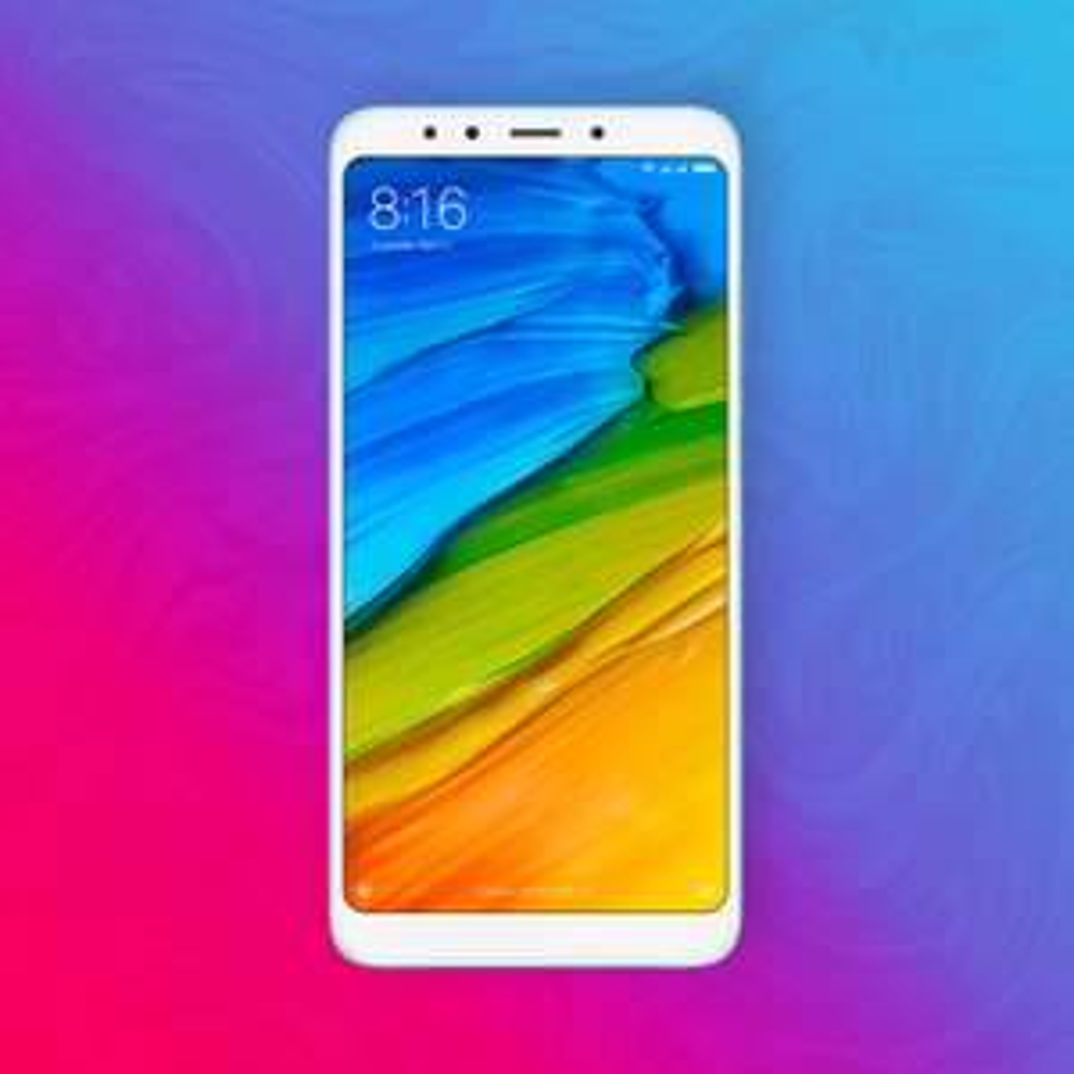 "Xiaomi Redmi 5 Plus 32/3GB - Snapdragon 625 - 5,99"" FHD Display - 4000mAh Akku - Metallgehäuse | Versand aus Frankreich"