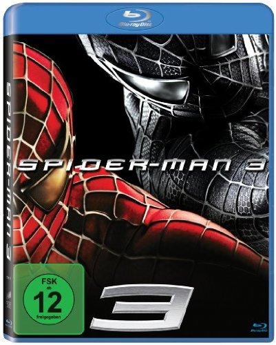 Spider-Man 3 (Blu-ray) für 3,68€ (Dodax)