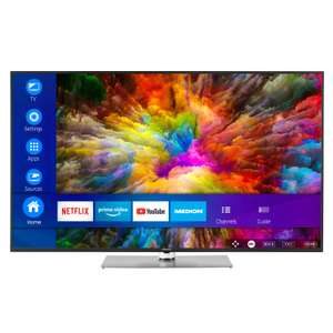 "MEDION® LIFE® X15504 Smart-TV, 138,8 cm (55"") Ultra HD Display, HDR, Dolby Vision, PVR ready, Netflix, Amazon Prime Video"