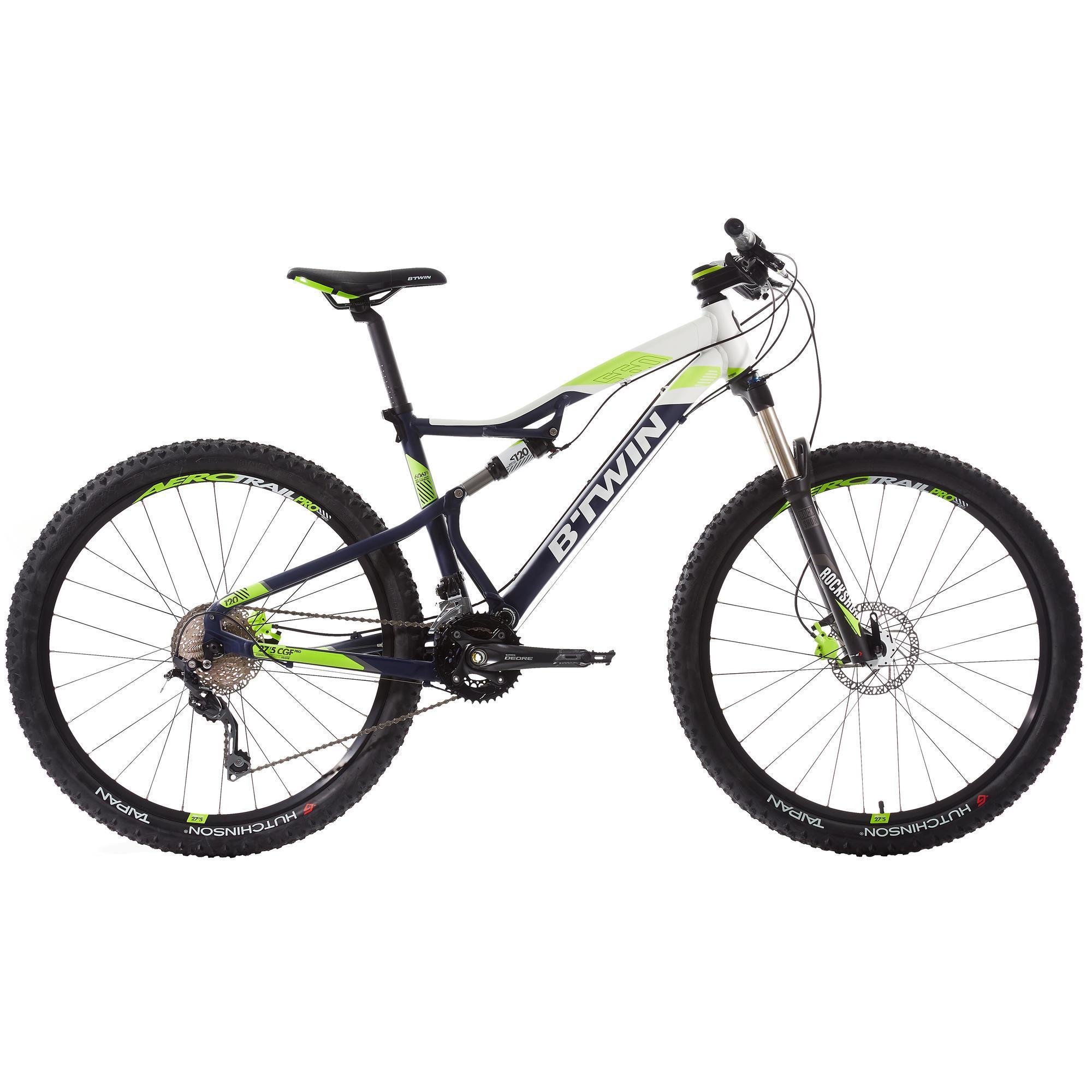 """Mountainbike ST 560S - 27.5"""", Dunkelblau (M, L, XL)"""