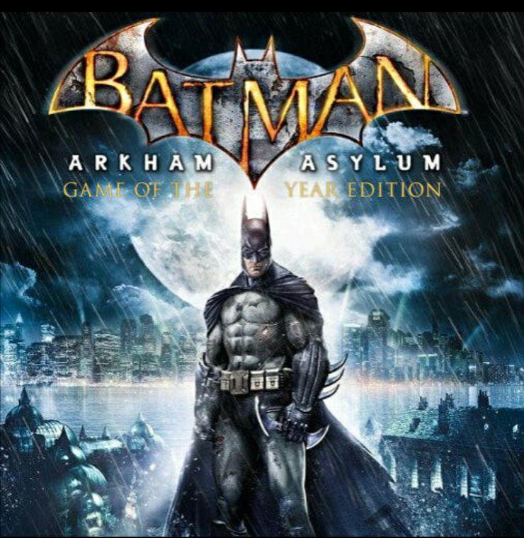 Batman: Arkham Asylum GOTY (Steam) für 0.50€ (GreenManGaming)