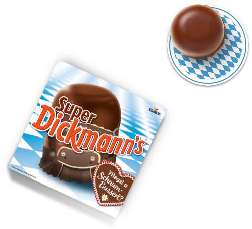 Super Dickmann's 250g-Packung Oktoberfest-Edition bei ALDI Nord für 1,29€ ab 13.09.