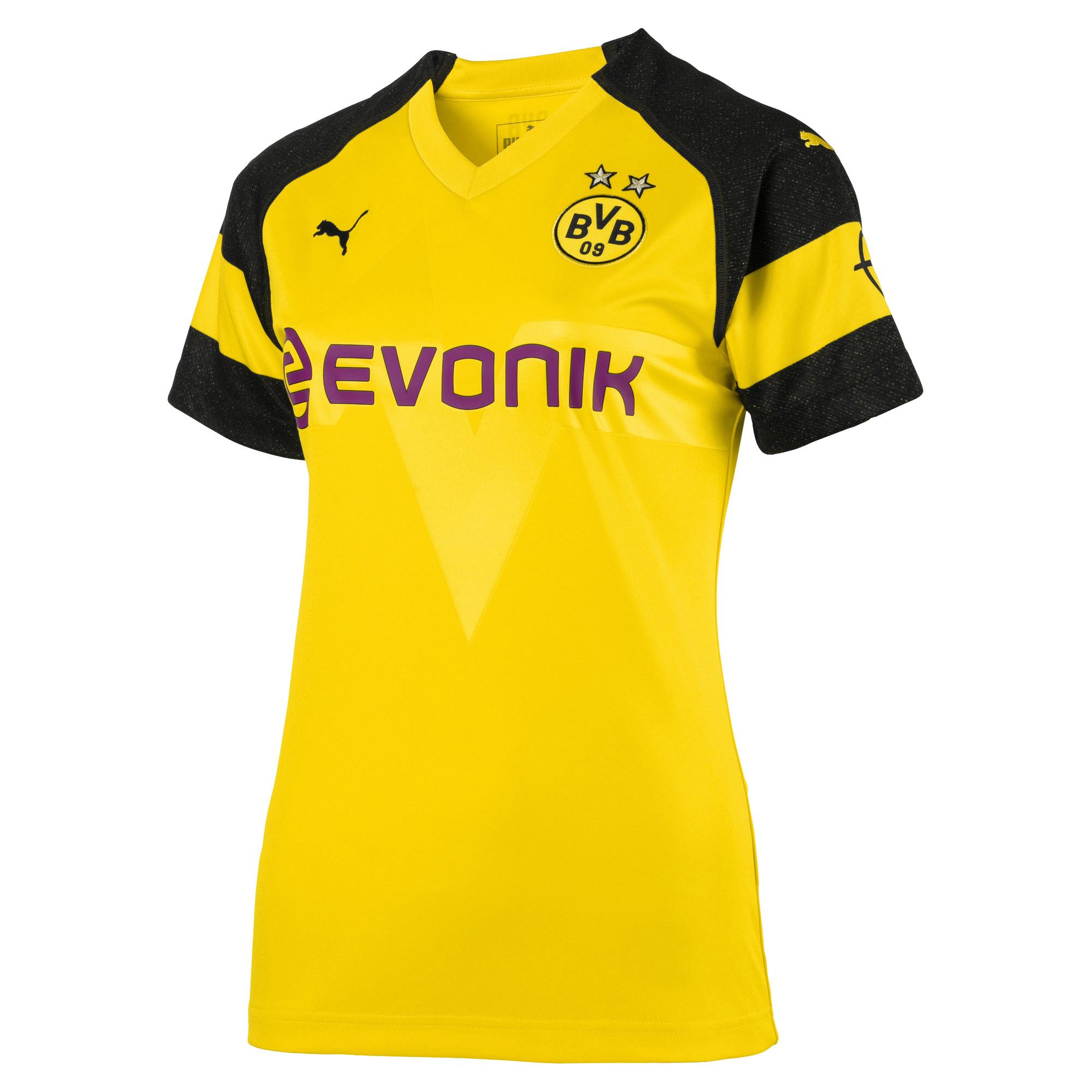 Puma BVB Borussia Dortmund Damen Heimtrikot für 9,09€ (XS-XL) @ Sport1a