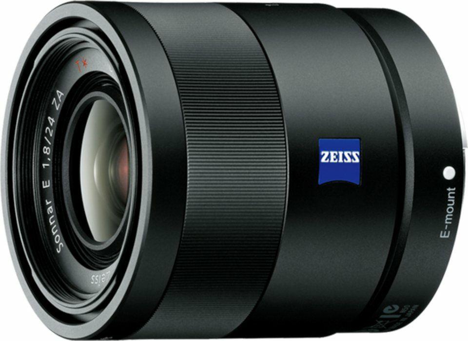[Preorder] Sony SEL-24F18Z Zeiss Weitwinkel-Objektiv (Festbrennweite, 24mm, F1.8, APS-C, E-Mount)