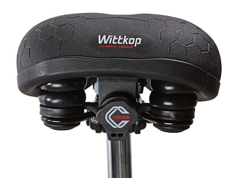 Wittkop Beheizter Fahrrad Sattel @lidl