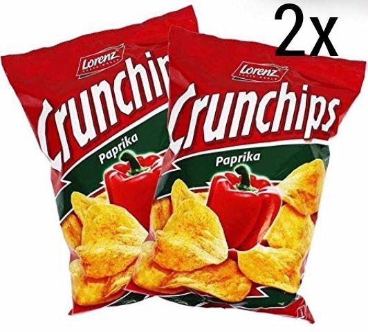 2x Crunchips für 1,58€ (pro Tüte nur 0,79€) dank Sofortrabatt +++ Snyder's of Hanover für nur 1,29€