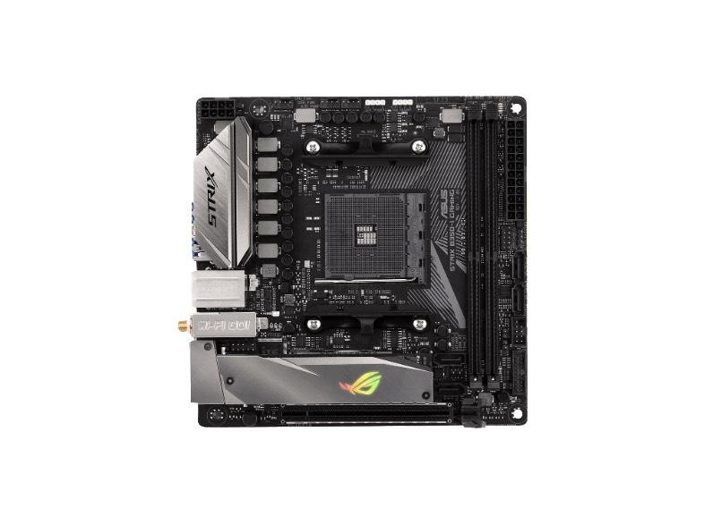 ASUS ROG Strix B350i Gaming (AM4 ITX Mainboard) bei Saturn und Amazon