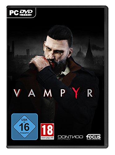Vampyr (PC) für 19,99€ & Key für 17,07€ (Amazon Prime & GameStop & GamersGate)