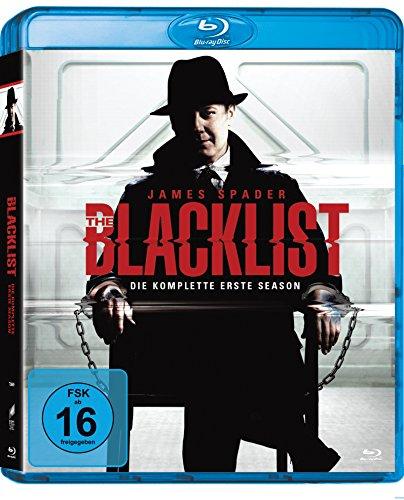 The Blacklist - Die komplette erste Staffel (Blu-ray + UV Copy) für 11,99€ (Amazon & Thalia)