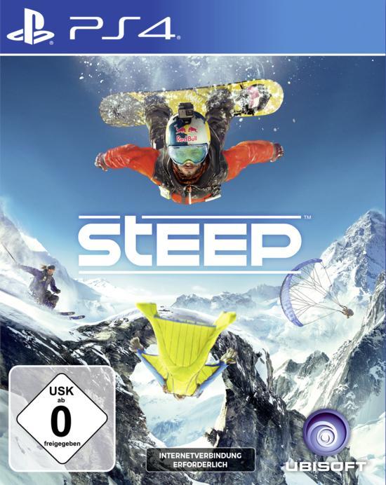 Steep (PS4) für 7,99€ (GameStop)
