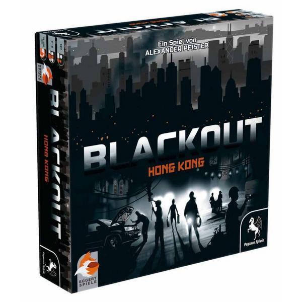 Thalia/bol.de viele Brettspiele Gesellschaftsspiele zum Bestpreis zB Blackout Hong Kong für 35€