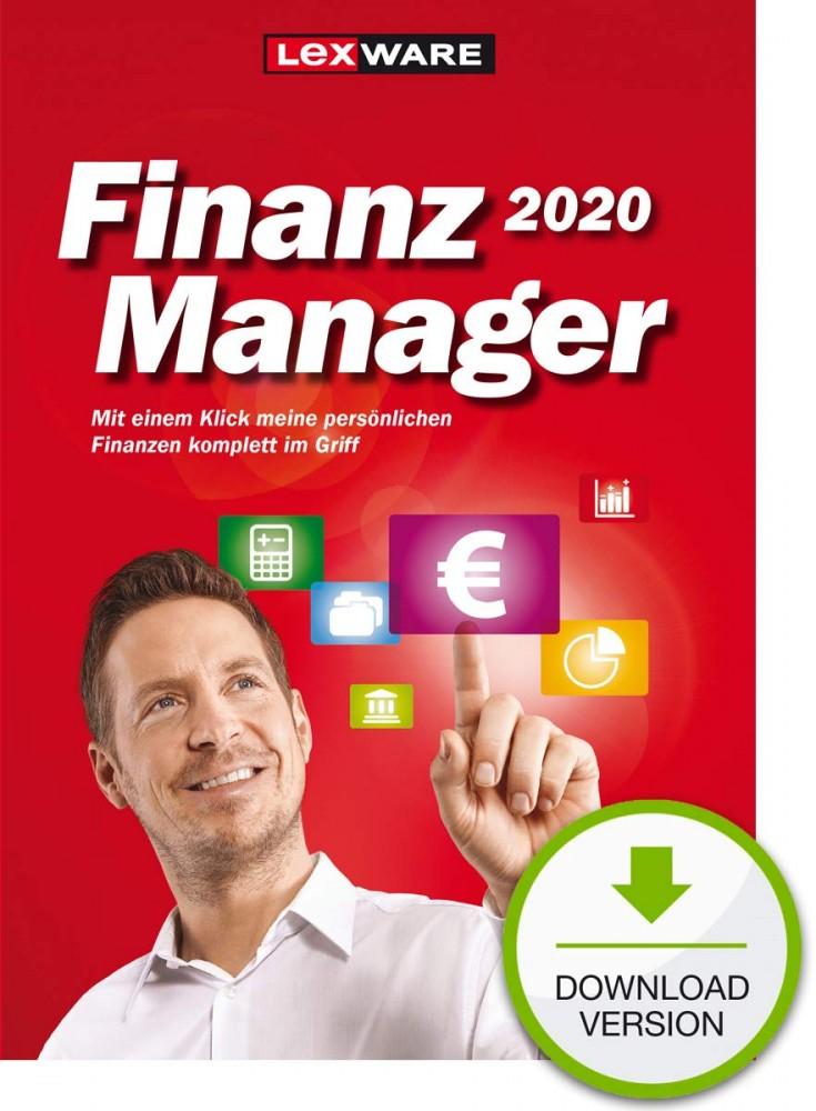 [Rakuten] Lexware Finanzmanager 2020, 1 Gerät, Vollversion, Deutsch, Windows, Download-Software, ESD (auch Deluxe zum guten Kurs möglich)