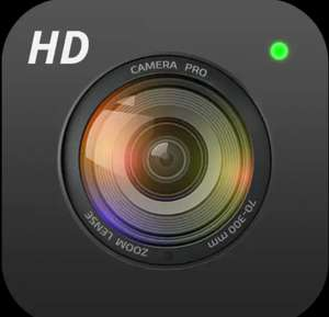 HD Camera Pro (4,4* >100.000 Downloads) [Android-Freebie]