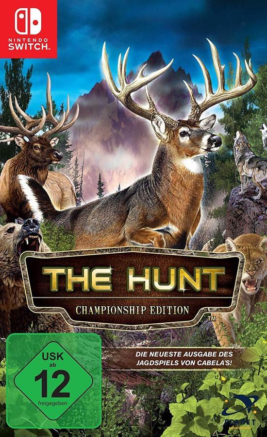Cabela's The Hunt (Switch) für 13,98€ (GameStop)