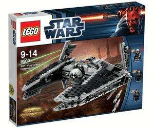 LEGO Star Wars Sith Fury-class Interceptor 9500 für 62,99€