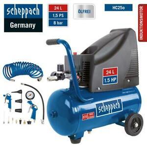 Scheppach HC25o - 8bar Druckluft Kompressor