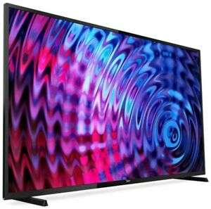 "Philips 43PFS5503/12 sw EEK A+ 109 cm (43"") FullHD DVB-C, S, S2, T2 (HD) (TV)"