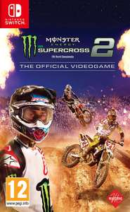 Monster Energy Supercross: The Official Videogame 2 (Switch) für 23,53€ (Amazon IT)