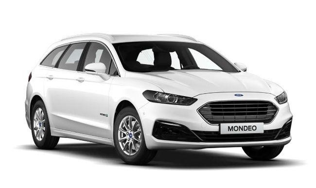 [Gewerbeleasing] Ford Mondeo Turnier 2.0 Hybrid Automatik (187 PS) für mtl. 125€ (netto) / 148,75€ (brutto), LF 0,35, 36 Monate