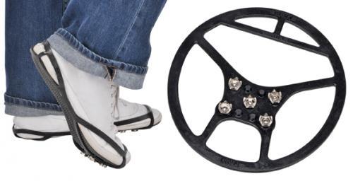 Heute bei ebay als WOW - hier viel günstiger - Spikes für Schuhe