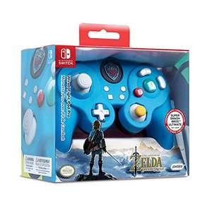 PDP Nintendo Switch Wired Fight Pad Pro (Link) für 20,03€ (Amazon Prime)