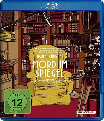 Mord im Spiegel - Agatha Christie (Blu-ray) für 5€ (Amazon Prime & Media Markt)